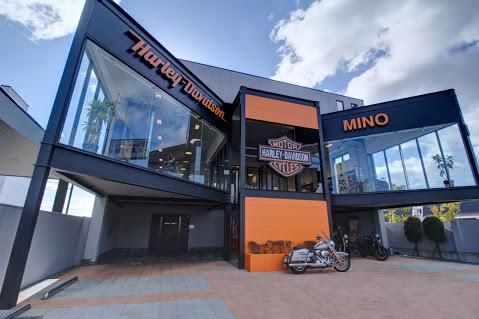 Harley-Davidson<sup>&reg;</sup> MINO       ハーレーダビッドソン箕面