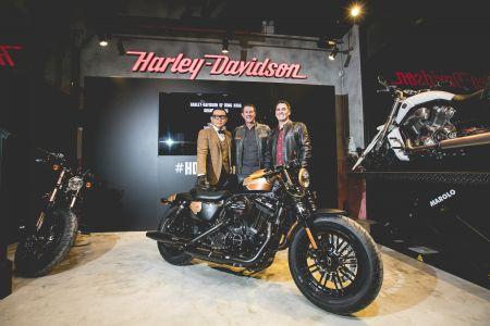 Harley-Davidson of Hong Kong Grand Opening