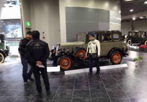 2016年2/21(日)に『トヨタ博物館』へ行ってきました。