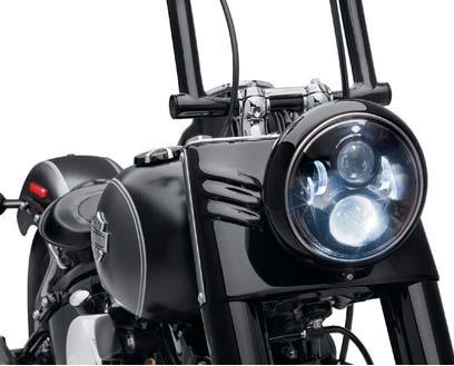 Светодиодные световые приборы