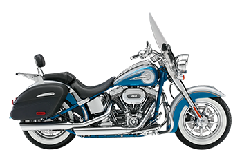 CVO<sup>™</sup> Softail<sup>®</sup> Deluxe