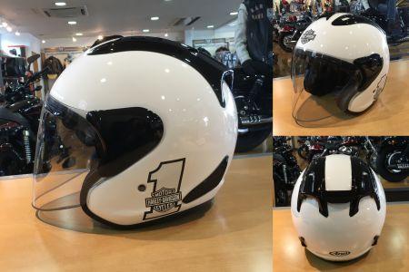 【新作入荷】H-D×Araiヘルメット