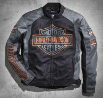 Harley-Davidson® Mens Bar & Shield Logo Mesh Black