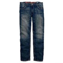 Harley-Davidson Men's Straight Leg Fit Modern Jeans