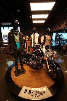 New Harley-Davidson of Manila Showroom now Open!