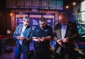 Торжественное открытие Harley-Davidson Уфа 12.03.16