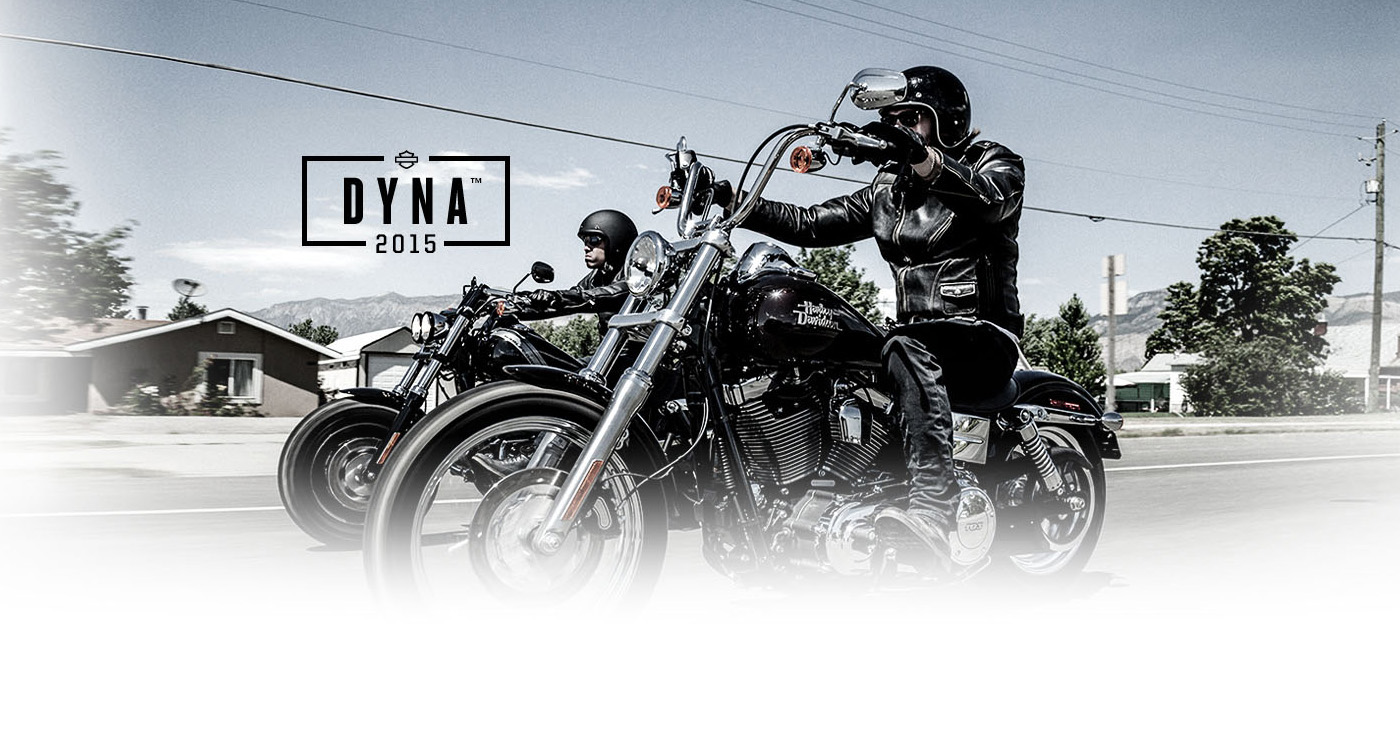 Dyna<sup>™</sup> - 2015 Motorcycles