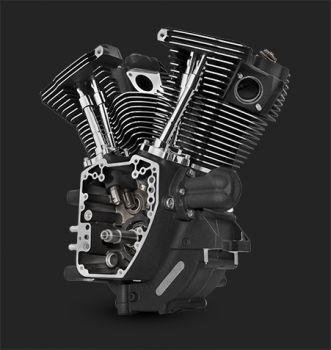 Harley-Davidson® LONGBLOCKプログラム