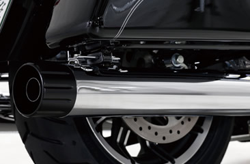 Harley-Davidson® SPROTS MUFFLER