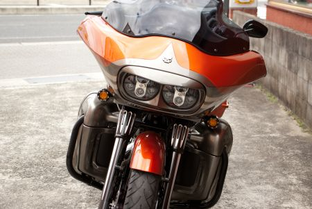 中古車入荷:FLTRXSE2 CVO Road Glide Custom