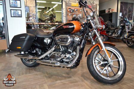 Супер цены на мотоциклы семейства Sportster до конца месяца!
