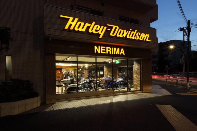 Harley-Davidson<sup>&reg;</sup> ハーレーダビッドソン練馬