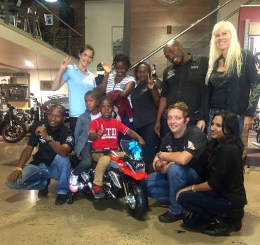 The Dreamer and the Dream - Busani's Experience at Harley-Davidson® Durban
