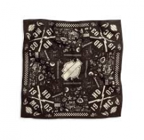 BANDANA-MULTI GRAPHIC,
