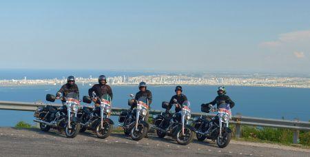 Đà Nẵng - trụ sở tổ chức các Tour du lịch của Harley-Davidson tại Việt Nam