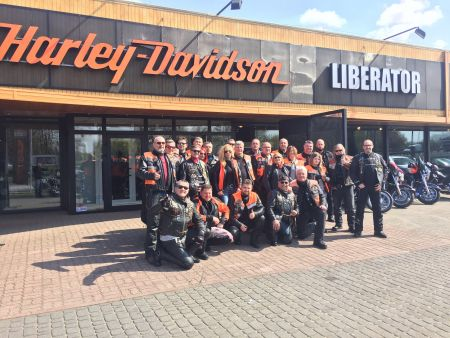 HARLEY OWNERS GROUP<sup>&reg;</sup>