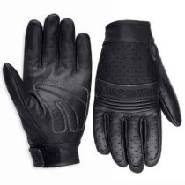 Avalon Perforated Leather Gloves
