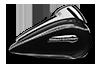 Electra Glide®  Ultra Classic®  Low  - Vivid Black