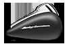 Road Glide® - Black Denim