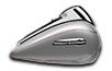 Electra Glide®  Ultra Classic®  Low  - Billet Silver