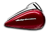 Road Glide<sup>®</sup> - Mysterious Red Sunglo