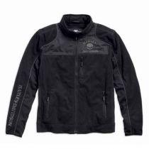 Skull Windproof Fleece Jacket