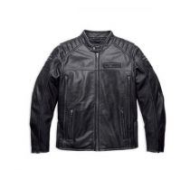 Men's Midway Distressed LeatherJacket SlimFitCustom