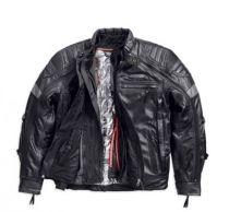 Men's FXRG Switchback Leather Jacket