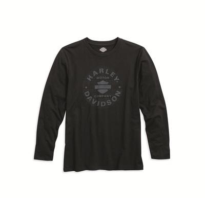 黒 長袖Tシャツ