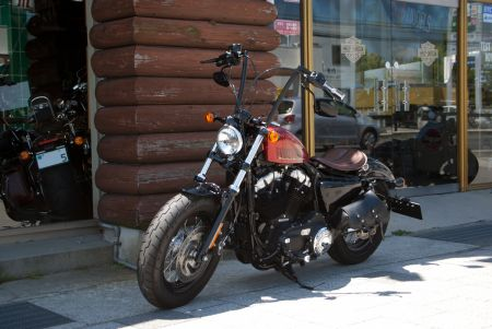 中古車入荷:XL1200X Forty Eight
