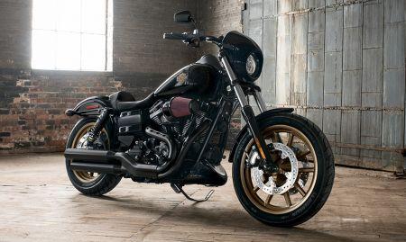 Специальные условия приобретения Low Rider S в