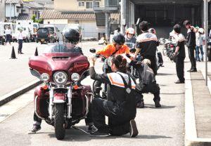 2016年5月15日(日) ハーレートライディング in 倉敷自動車教習所