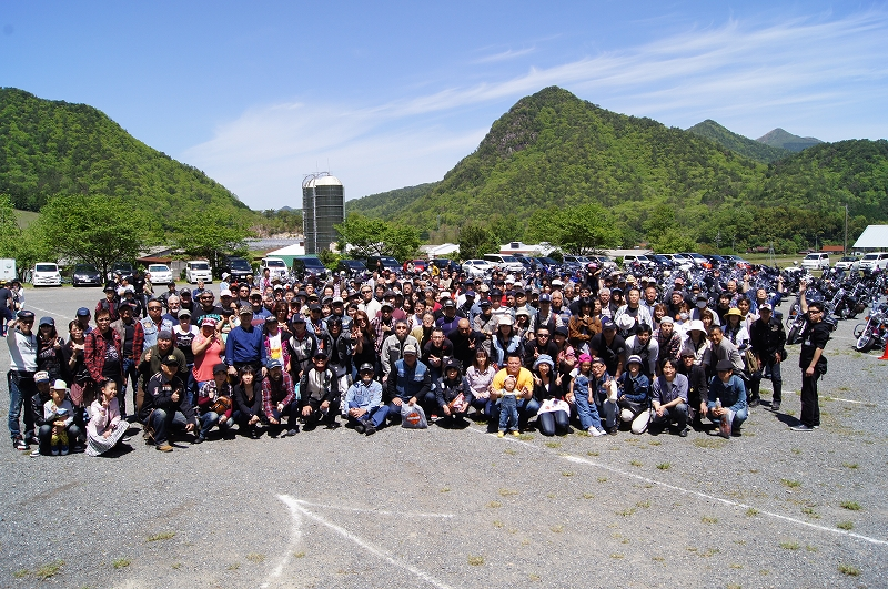2016船方BBQ/ Harley® and BBQ PARTY 2016 in FUNAKATA