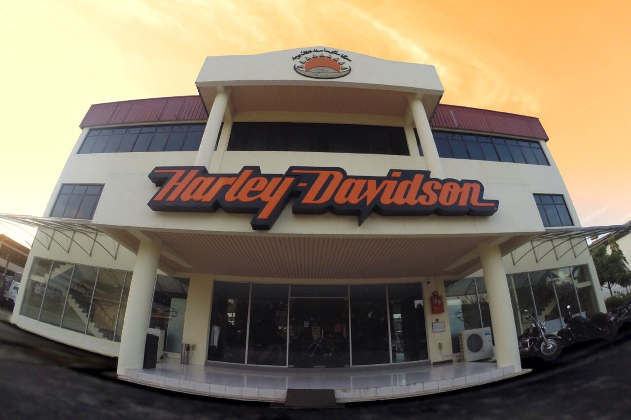 Harley-Davidson<sup>&reg;</sup> Brunei