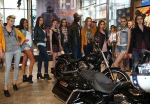 Оденься в стиле Harley!