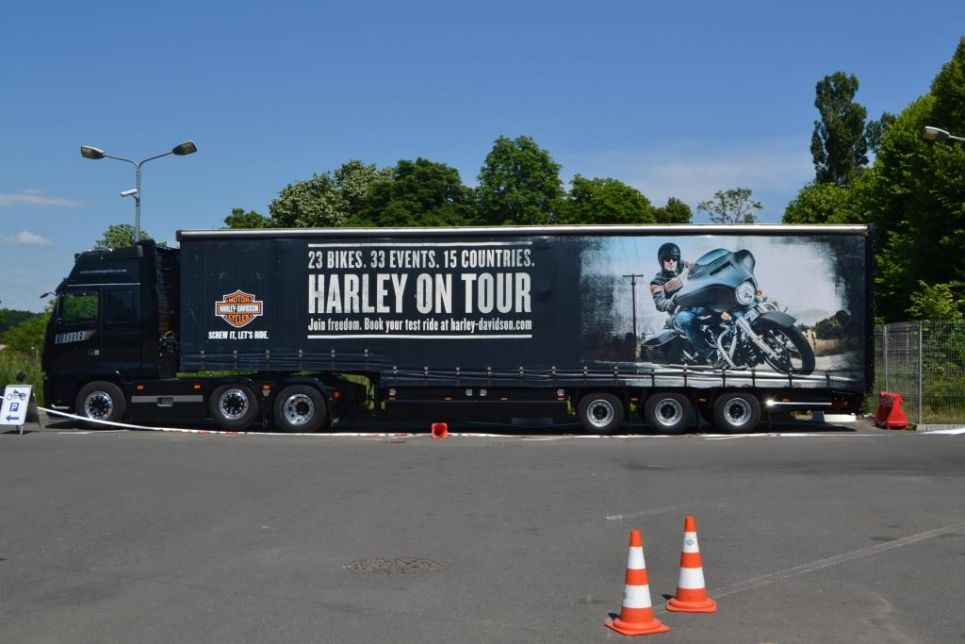 Harley on Tour 2016
