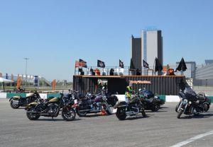 Harley Tour в Новосибирске 11 и 12 июня