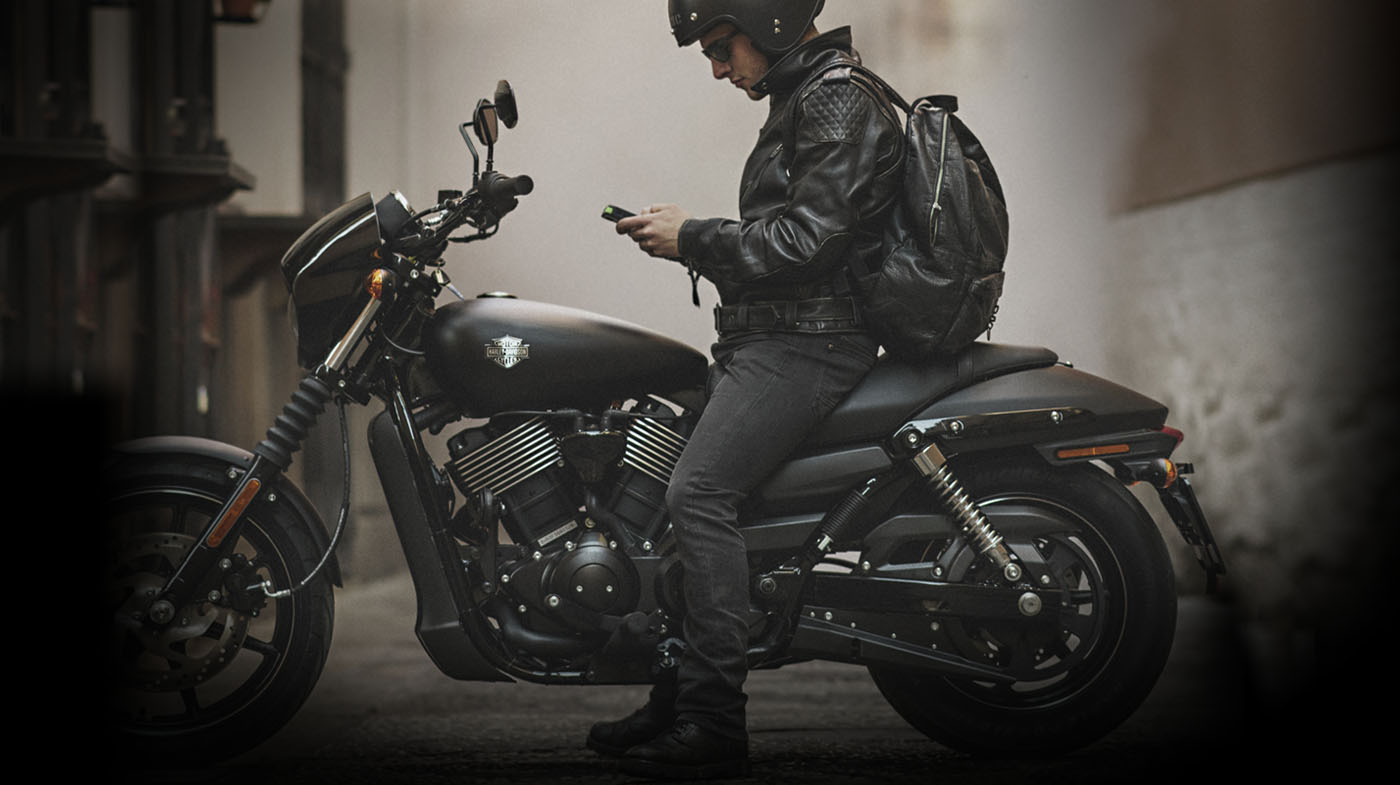 Introducing Harley-Davidson<sup>&reg;</sup> Black Label