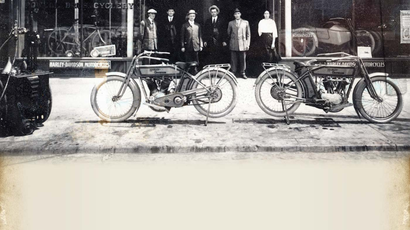 Introducing Harley-Davidson<sup>®</sup> Black Label