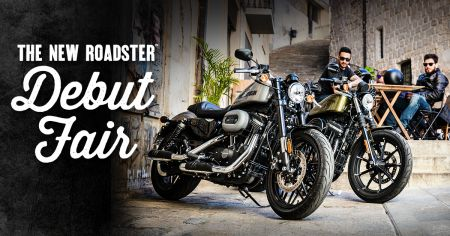 ROADSTER デビューフェア開催 6月18日(土)~6月26日(日)