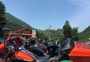 仙台は曇り空でしたが山形ピーカン気温30℃・・・