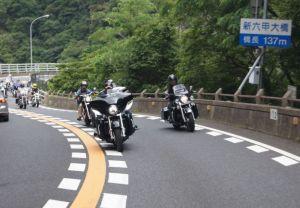 2016.06.26 神戸チャプターツーリング 篠山そばツーリング