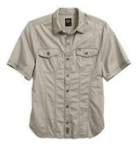 SHIRT WOVEN ROLLED SLEEVE