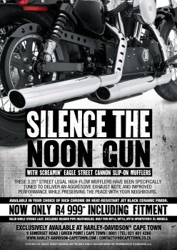 Silence the Noon Gun