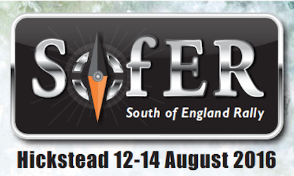 South of England Rally 12 -14 August 2016