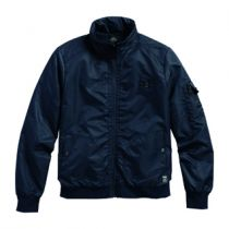 Water-Resistant Nylon Jacket