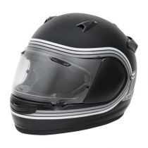 Metallic Graphic Full Face Helmet