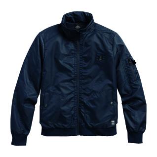 Water-Resistant Nylon Jacket