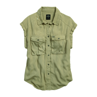 Rayon Short Sleeve Shirt