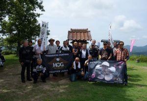 2016年7月HOGツーリングin島根・バイク神社